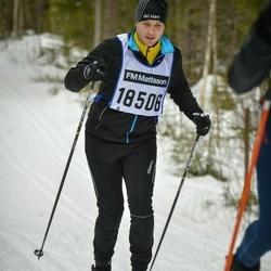 Skiing 90 km - Johan Nordberg (18506)