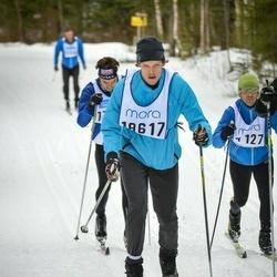 Skiing 90 km - John Lundström (18617)