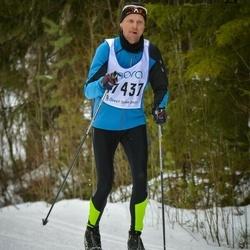 Skiing 90 km - Frank Vium (17437)