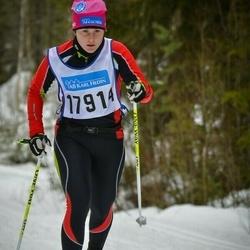 Skiing 90 km - Linnea Persson (17914)