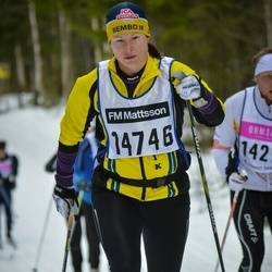 Skiing 90 km - Catarina Johansson (14746)