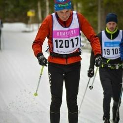 Skiing 90 km - Jean Pierre Beatrix (12017)