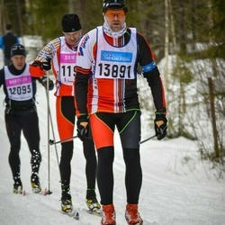 Skiing 90 km - Björn Jansson (13891)