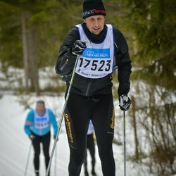 Skiing 90 km - Mats Pihlström (17523)