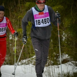 Skiing 90 km - Claes Nord (18480)