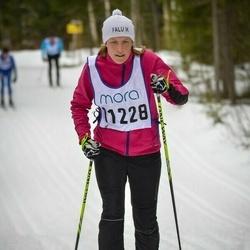 Skiing 90 km - Karin Sundström (11228)