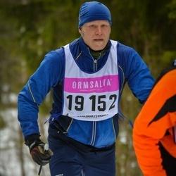 Skiing 90 km - Jonas Juhlin (19152)