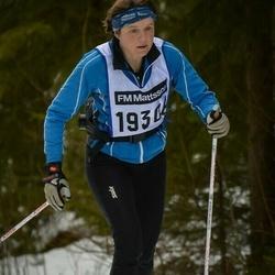 Skiing 90 km - Tora Fäste (19306)