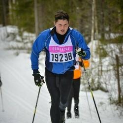 Skiing 90 km - Roy Francsics (19238)