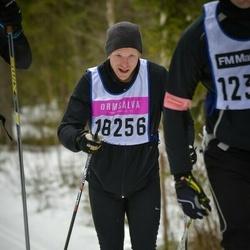 Skiing 90 km - Erik Rankin (18256)
