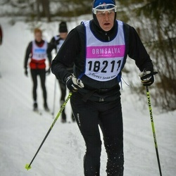 Skiing 90 km - Lars Wall (18211)