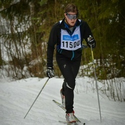 Skiing 90 km - Fredrik Torwald (11500)