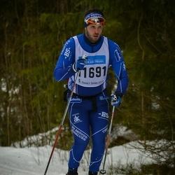 Skiing 90 km - Carl Furhoff (11691)