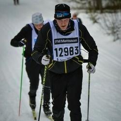 Skiing 90 km - Björn Andersson (12983)