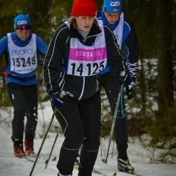 Skiing 90 km - Christina Holback (14125)