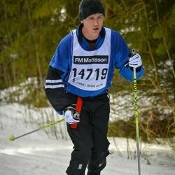 Skiing 90 km - Henrik Tysklind (14719)