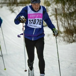 Skiing 90 km - Björn Dahlström (12076)