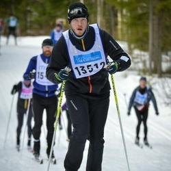 Skiing 90 km - Henrik Lundgren (13512)