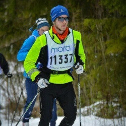 Skiing 90 km - Herman Pettersson (11337)