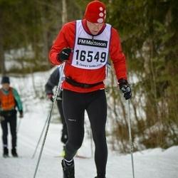 Skiing 90 km - Henrik Wanfors (16549)