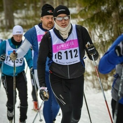 Skiing 90 km - Henrik Tunér (16112)