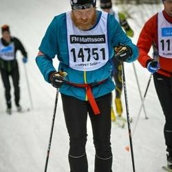 Skiing 90 km - Mats Sarapik (14751)