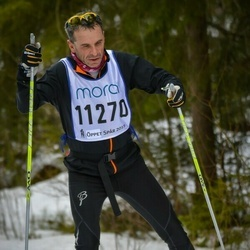 Skiing 90 km - Tomas Kanter (11270)