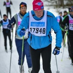 Skiing 90 km - Thomas Arkeberg (17948)