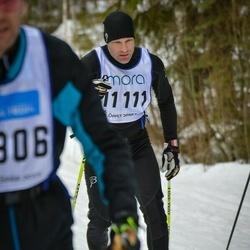 Skiing 90 km - Olof Åslund (11111)