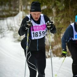 Skiing 90 km - Thomas Karlsson (16394)