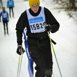 Skiing 90 km - Patrik Steffansson (15826)