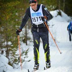 Skiing 90 km - Eero Sipilä (15716)
