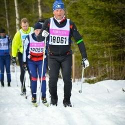Skiing 90 km - Jonas Björk (18061)