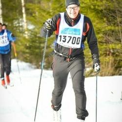 Skiing 90 km - Fredrik Söderberg (13700)