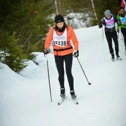 Skiing 90 km - Lisette Mikaelsson (15238)