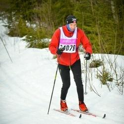 Skiing 90 km - Hans-Bertil Lundin (14078)