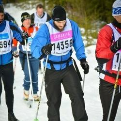 Skiing 90 km - Pierre Larsson (14358)