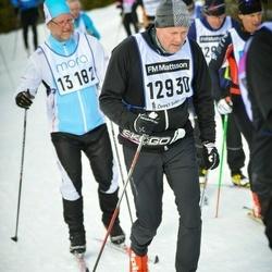 Skiing 90 km - Lars Bengtsson (12930)