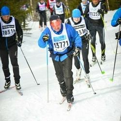 Skiing 90 km - Hans Boberg (13771)