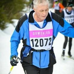 Skiing 90 km - Anders Mellström (12072)