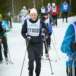 Skiing 90 km - Henrik Ljungström (17000)