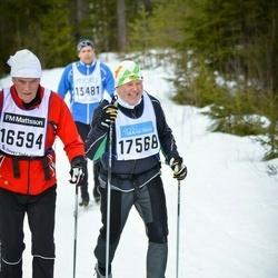 Skiing 90 km - Alexander Junker (17568)