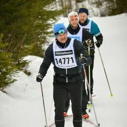 Skiing 90 km - Janerik Karlsen (14771)