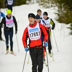 Skiing 90 km - Fredrik Lundgren (17697)