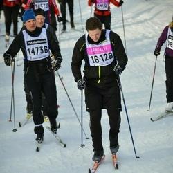 Skiing 90 km - Christer Öggesjö (16128)
