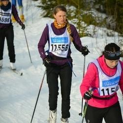 Skiing 90 km - Cecilia Blomberg (11558)
