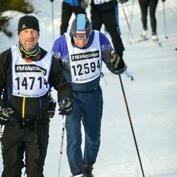 Skiing 90 km - Christer Nylander (12594)