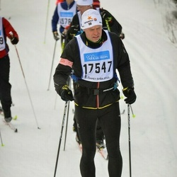 Skiing 90 km - Thomas Westerlund (17547)