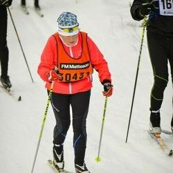 Skiing 90 km - Margareta Östensson (30431)