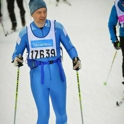 Skiing 90 km - Niklas Rudemo (17639)